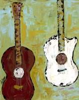 Six Strings I Fine Art Print