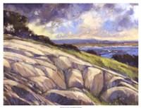 Rocky Coast I Fine Art Print