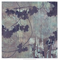 "Forgotten Whimsy III by Jennifer Goldberger - 19"" x 19"""