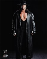 The Undertaker 2012 Studio - WWE Framed Print