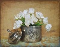 Vintage Tulips Fine Art Print