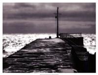 "Stone Pier by Noah Bay - 25"" x 19"""