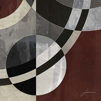 Concentric Squares III by James Burghardt - various sizes