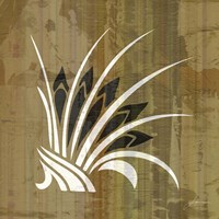 Glyphic Tiles II by James Burghardt - various sizes, FulcrumGallery.com brand