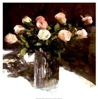Classic Flowers III Fine Art Print
