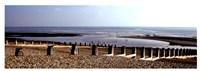 "Beach Study IV by Noah Bay - 25"" x 9"""