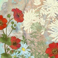 Summer Poppies I Fine Art Print