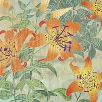 Tiger Lilies II Fine Art Print