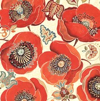 Moroccan Red Fine Art Print