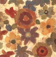"Hazel Eyes III by Silvia Vassileva - 18"" x 18"", FulcrumGallery.com brand"