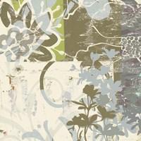 Floral Swhirls IV by Ricki Mountain - various sizes