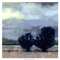 "Moonlit Field I by Vision Studio - 19"" x 19"""