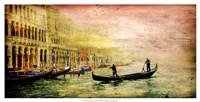 "Italy Panorama IV by Robert McClintock - 25"" x 13"""