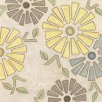 Pastel Pinwheels I by Karen Deans - various sizes