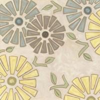 Pastel Pinwheels II by Karen Deans - various sizes