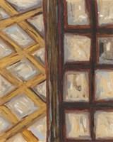Textured Windows I by Karen Deans - various sizes - $25.49
