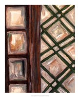 "Textured Windows II by Karen Deans - 17"" x 21"" - $27.99"