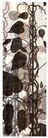 "Climbers III by James Burghardt - 13"" x 37"""