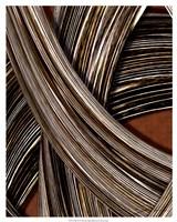 "Tangle Tile I by Jason Higby - 17"" x 21"""
