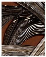 "Tangle Tile II by Jason Higby - 17"" x 21"""