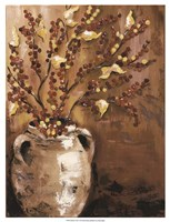 """Branches in Vase I by Jade Reynolds - 19"""" x 25"""""""