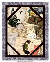 Bird Watching III Fine Art Print