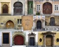 Doors I Fine Art Print