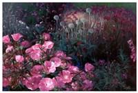 "Violet Garden by Li Bo - 37"" x 25"", FulcrumGallery.com brand"