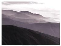 "Mountains & Haze II by Jim Christensen - 25"" x 19"", FulcrumGallery.com brand"