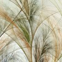 Fractal Grass IV Fine Art Print