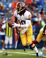 Robert Griffin III 2012 Action Fine Art Print