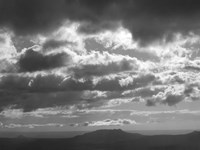 Mountains & Clouds I Fine Art Print
