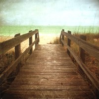 Twenty One Steps Fine Art Print