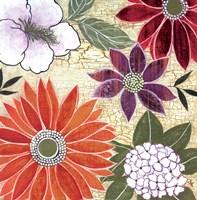 Vintage Floral I Fine Art Print