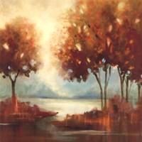 Fall River I Fine Art Print
