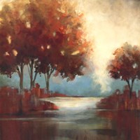 Fall River II Fine Art Print
