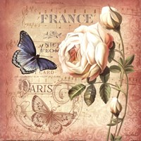 Springtime in France II Fine Art Print