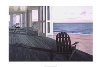 "36"" x 24"" Beach House Decor"