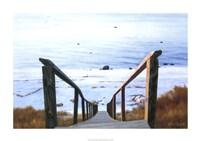 "Sound Beach by Diane Romanello - 34"" x 24"""