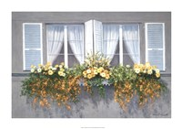 "Spring Window by Diane Romanello - 34"" x 24"""