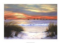 "Sunset Over Robert Moses by Diane Romanello - 34"" x 24"" - $30.99"