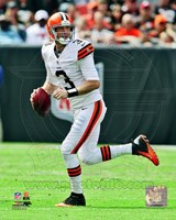 Brandon Weeden 2012 Action Fine Art Print