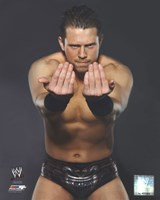 The Miz 2012 Posed Fine Art Print