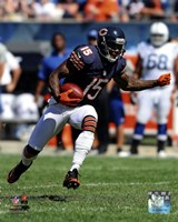 Brandon Marshall 2012 Action Fine Art Print