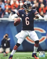 Jay Cutler 2012 Action Fine Art Print