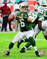 Mark Sanchez 2012 Action Fine Art Print