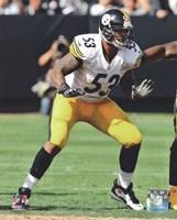 """Maurkice Pouncey 2012 Action - 8"""" x 10"""""""