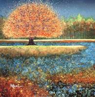 Jewel River Fine Art Print