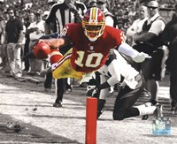 Robert Griffin III 2012 Spotlight Action Fine Art Print