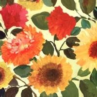 Fall Garden II Fine Art Print